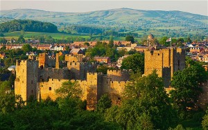 LUDLOW townscape